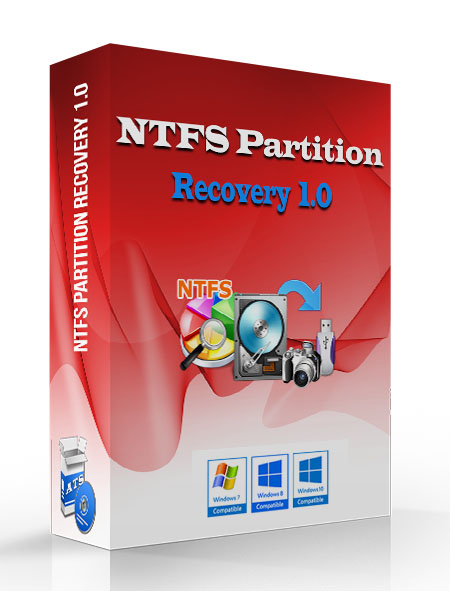 NTFS Partition Recovery