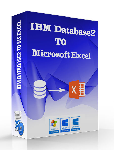 IBM DB2 to Microsoft Excel