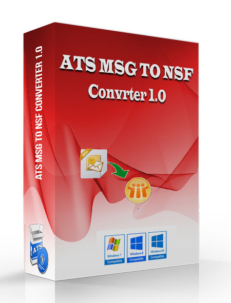 ATS MSG to NSF Converter