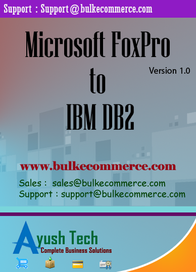 Microsoft FoxPro to IBM DB2