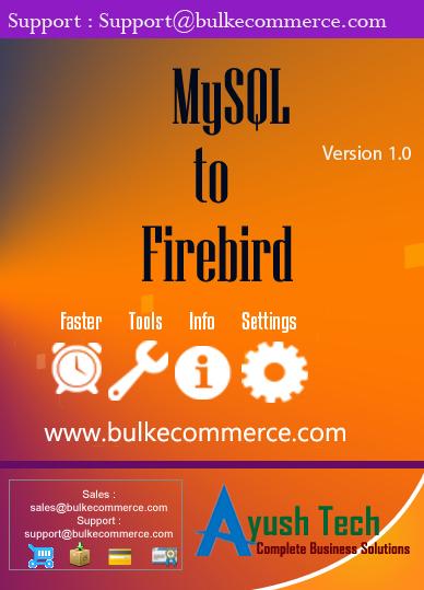 MySQL to Firebird