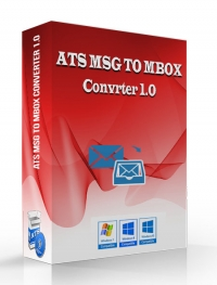 ATS MSG to MBOX Converter