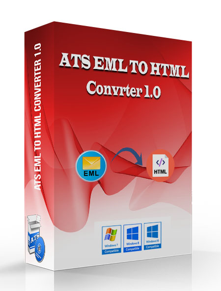 ATS EML to HTML Converter