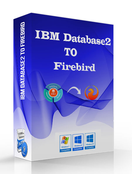 IBM DB2 to Firebird