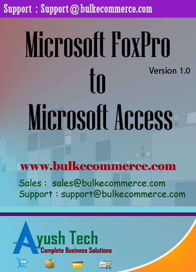 Microsoft FoxPro to Microsoft Access