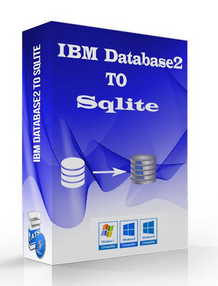 IBM DB2 to SQLite