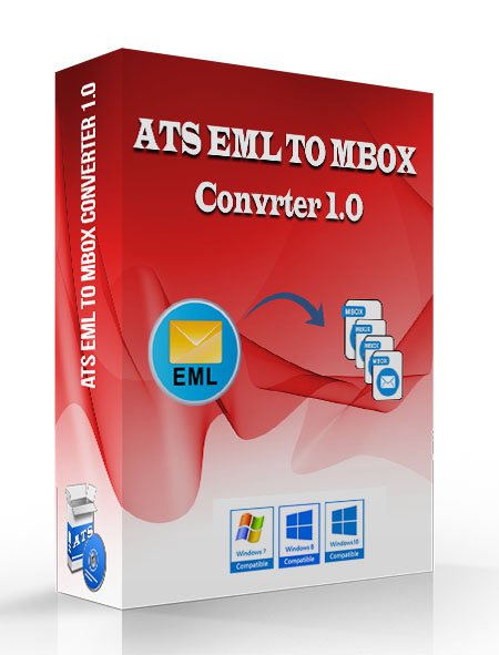 ATS EML to MBOX Converter