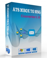 ATS MBOX to MSG Converter