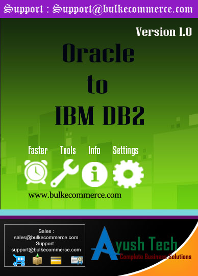 Oracle to IBM DB2