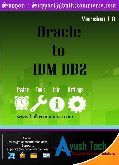 Oracle to IBM DB2