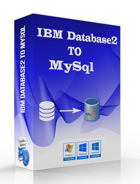 IBM DB2 to MySQL