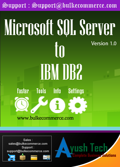 Microsoft SQL Server to IBM DB2