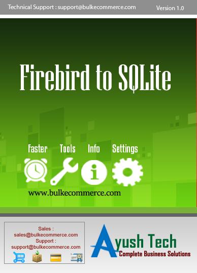 Firebird to SQLite