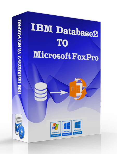 IBM DB2 to Microsoft FoxPro