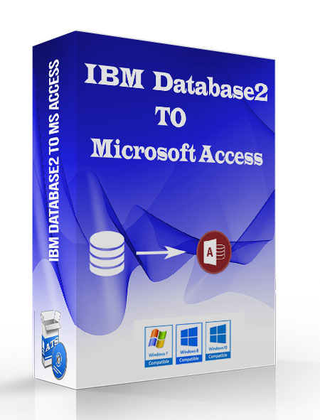 IBM DB2 to Microsoft Access