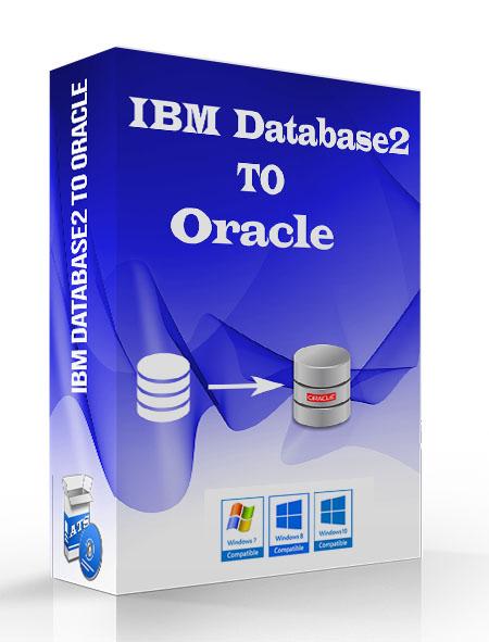 IBM DB2 to Oracle