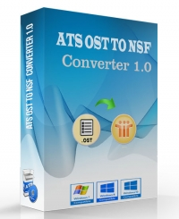 ATS OST to NSF Converter Software