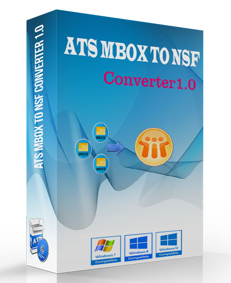ATS MBOX to NSF Converter
