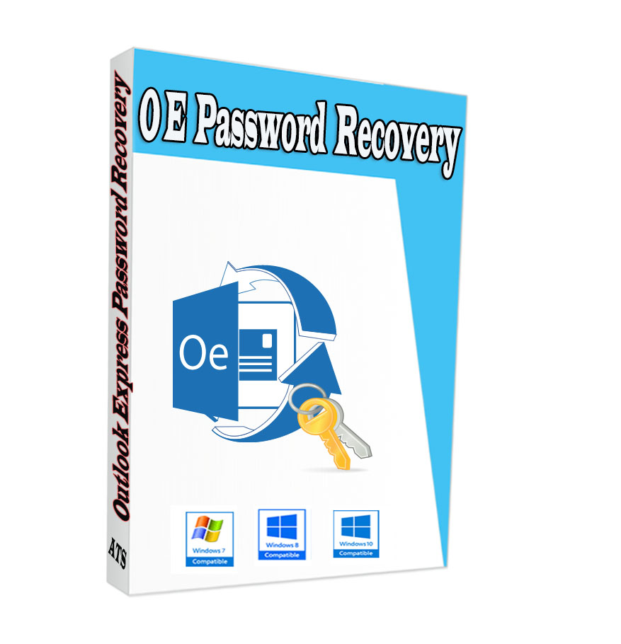 Outlook Express Password Recovery