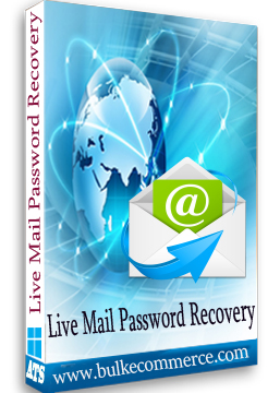 Live Mail Password Recovery
