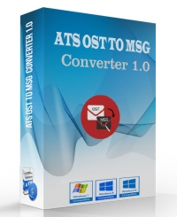 ATS OST to MSG Converter Software