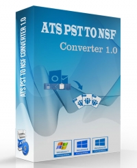 ATS PST to NSF Converter Software