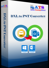 DXL to PST Converter Software