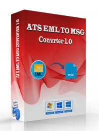 ATS EML to MSG Converter
