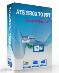 ATS MBOX to PST Converter