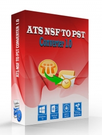 NSF to PST Converter