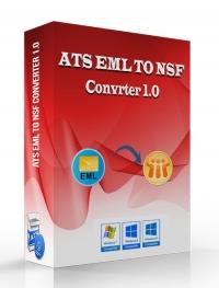 ATS EML to NSF Converter